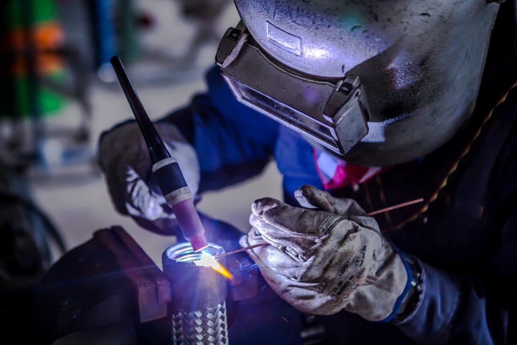 Manufacturing, TIG Welding, ISO9001, RSVA